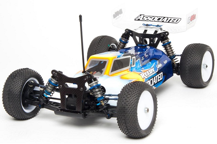 Team Associated B44.2, 1/10 Electric Off Road Competition 4WD R